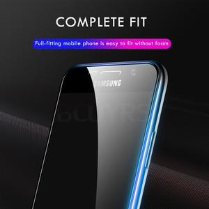 Image 4 - Protector de pantalla de vidrio templado 9H 2.5D, para Samsung Galaxy A7, A9, 2018, J6, A6, A8, J4 Plus, A5, 2017, 3 uds.