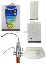 CE Certification Activated Carbon antioxidant alkaline water ionizer WTH-802