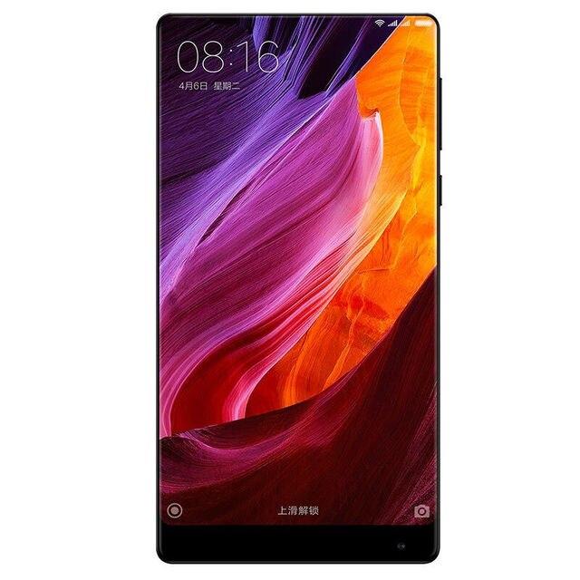 Lowest Price!Original Xiaomi Mi MIX Pro Mobile Phone 6GB 256GB ROM Snapdragon 821 6.4 2