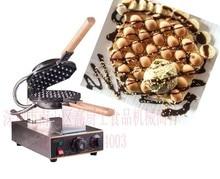 Ücretsiz kargo 110 v 220 v Elektrikli Hong Kong makerEggette waffle makinesi Yumurta ponponları yumurta waffle makinesi