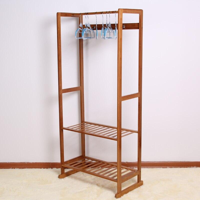 Percheros de metal para ropa exhibidor niveles rack - Perchas de pie modernas ...