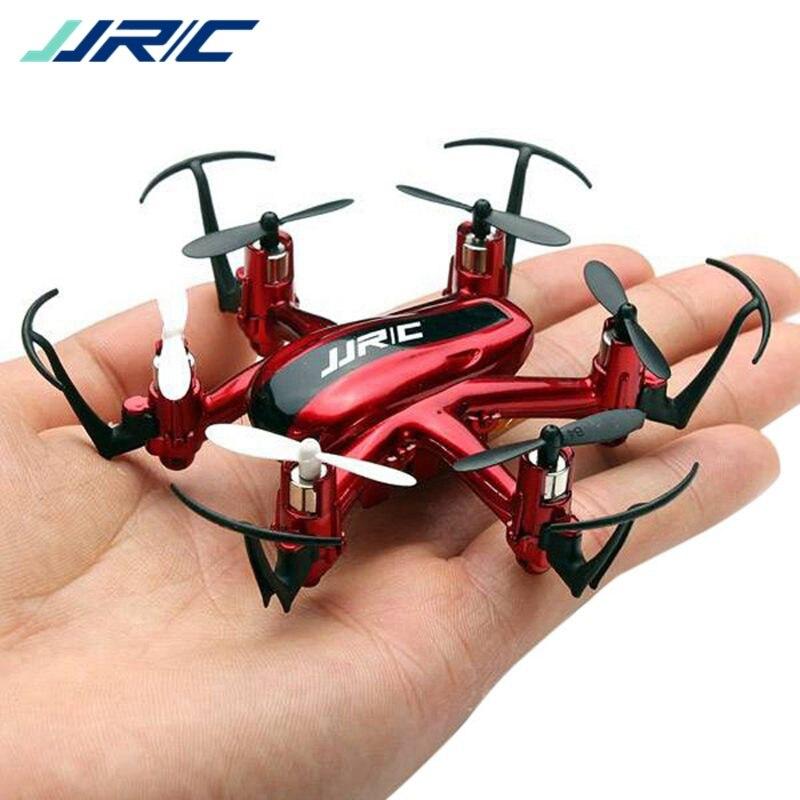 JJR/C H20 Mini 2.4G 4CH 6 JJRC Eixo Modo Headless Quadcopter Zangão RC Dron Helicóptero Brinquedos de Presente RTF VS CX-10 H8 H36 Mini