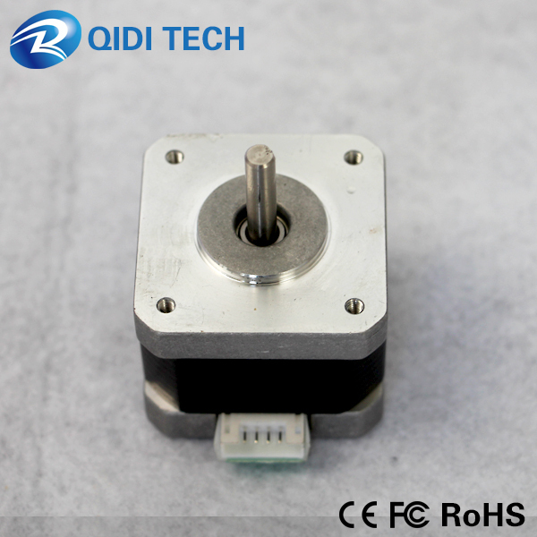 2015 New arriva QIDI TECHNOLOGY X-Y axis motor for 3d printer cheap price