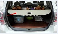 fits for Toyota verso REAR CARGO SECURITY TRUNK COVER RETRACTABLE