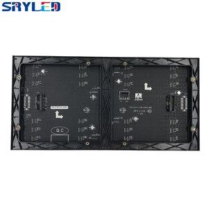 Image 3 - 64x32 พิกเซลแผง 320x160MM สีดำ LED โคมไฟ P5 ในร่ม SMD2121 P5 สี LED โมดูล 1/16 Scan