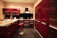 Lacquer Kitchen Cabinet LH LA008