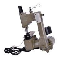 1 pc gk9-2 전기 모바일 패킷 기계 재봉틀 니트 가방 포장 기계 씰링 기계