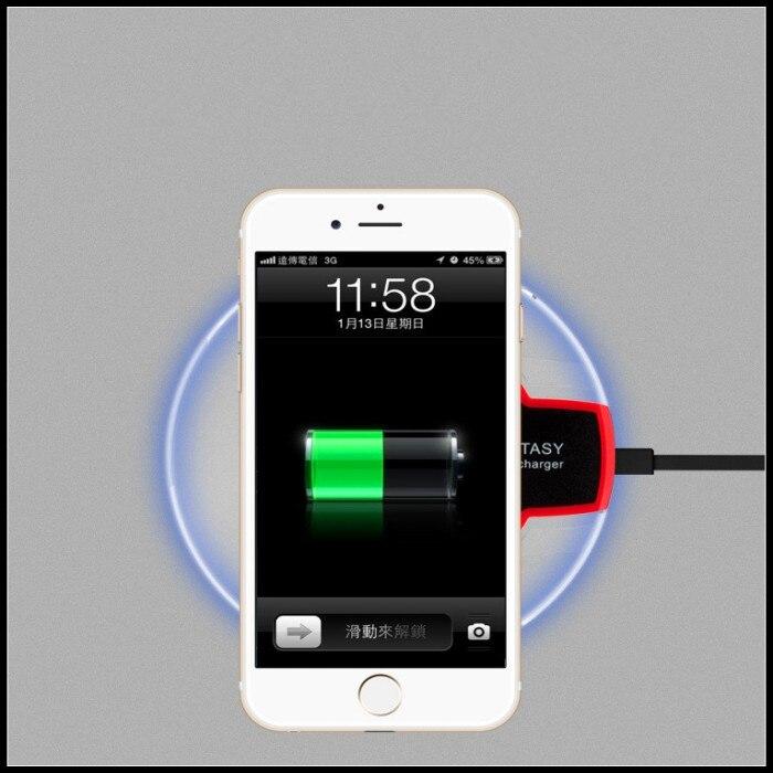 Зарядного устройства для Apple <font><b>iPhone</b></font> 6 S Plus 7 Plus зарядки Чехол банк съемный Мощность Pad Беспроводной Зарядное устройство для <font><b>iPhone</b></font> 6 5 5S 5C