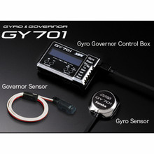 Original Futaba GY701+BLS276SV Gyro Set with Constant Speed Meter