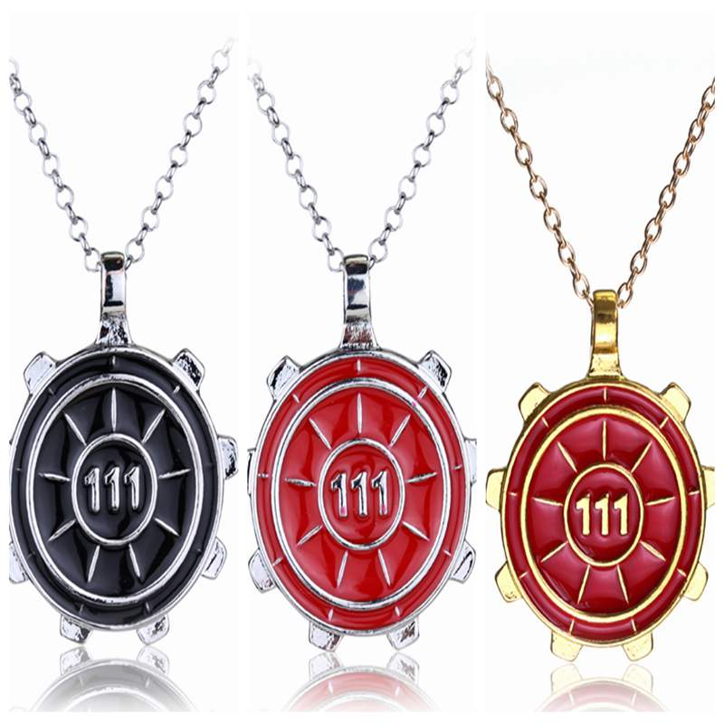 Hot Game Online Games Ao Ac The Role Ofing Is Tasted Radiation 3 Alloy Pendant For Provide Fans Jewelry Gift