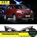 A & T car styling Car styling DRL Para Chevrolet TRAX 2013 2014 2015 luzes de Circulação Diurna luzes de Nevoeiro Alta qualidade