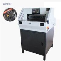 490mm Digital Electric Paper Cutter Machine,Paper Guillotine, Book Cutting Machine With High Precision,Paper Trimmer E490R