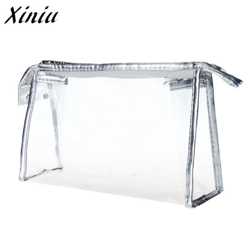 Xiniu 1PC New Fashion Women Clear Waterp