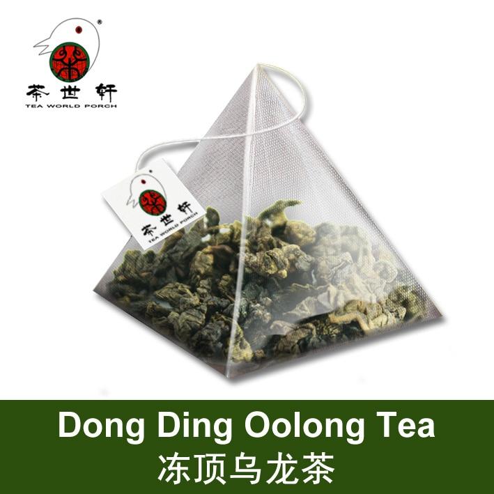 3G * 10pcs Taiwan Oolong Tea, weight loss, beauty, Chinese tea, kung fu tea, <font><b>Dong</b></font> <font><b>Ding</b></font> Oolong Tea