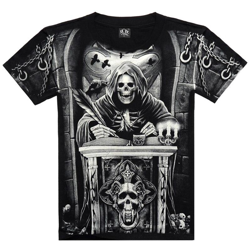 Aliexpress.com : Buy Men 3D T shirt Men Cotton 3D t Shirt Short ...