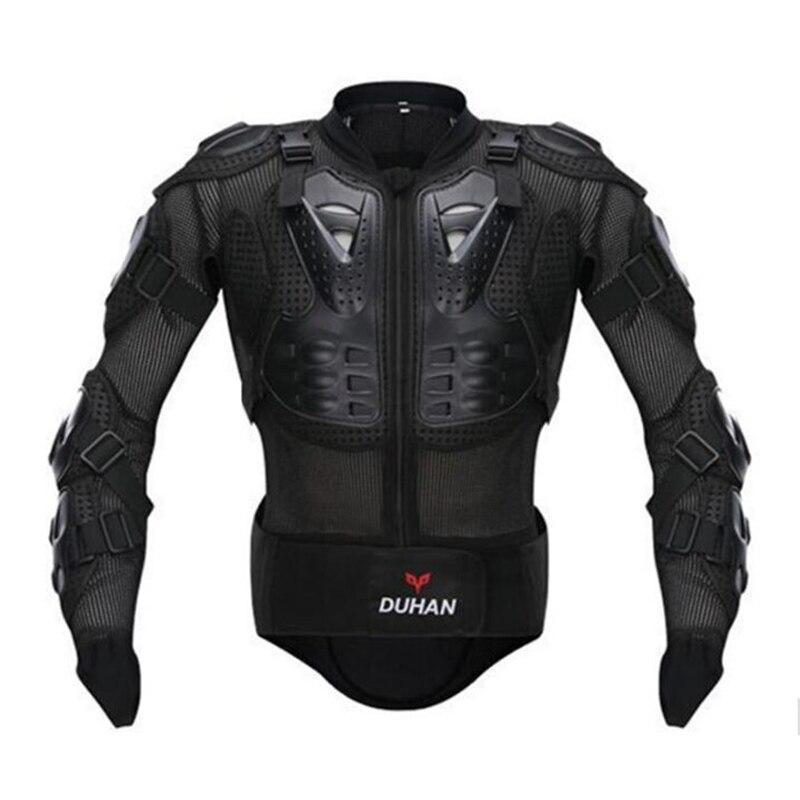 Protection professionnelle de corps de moto Duhan ATV MX Motocross course armure complète de corps