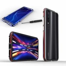 Luxury Metal Bumper Phone Case For Xiaomi Redmi K20 K20 Pro Case Aluminium Frame Protective Cover For Xiaomi CC9 Case shockproof