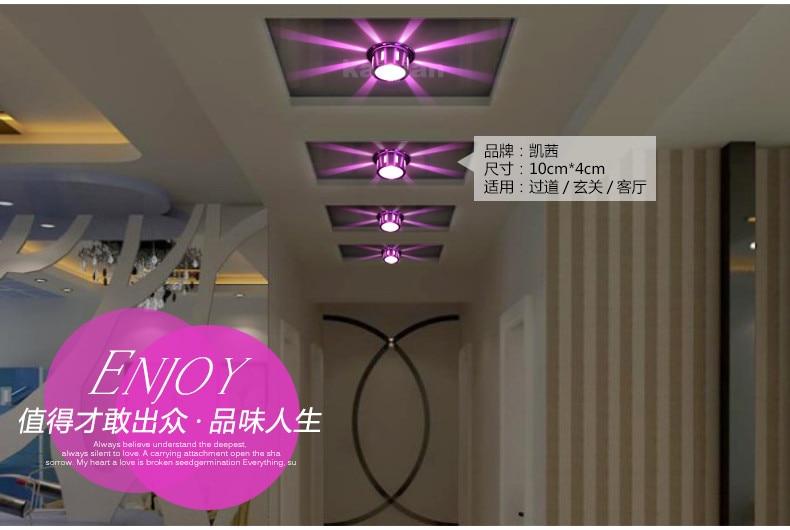 Gang led lamp plafond lampen huis andere entreehal plafondlamp bar
