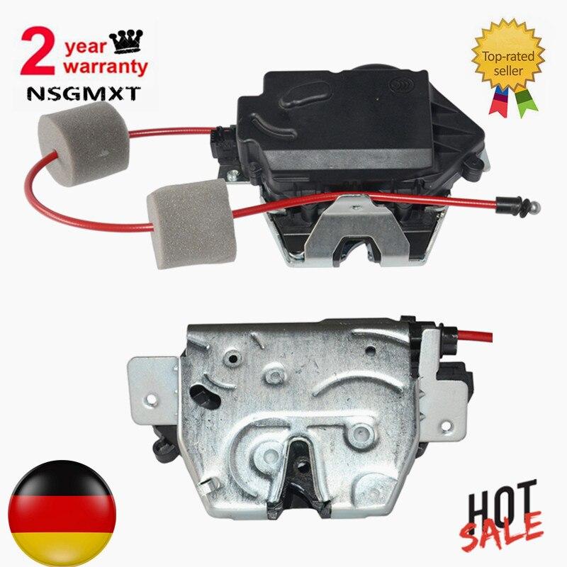Новый задний левый багажника Hatch замок с привод для Mercedes S211 W 164 ML350 ML500 E320 E350 ML63 AMG 1647400635 A1647400635