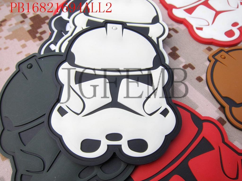 Legiun BARU Imperial clone Troopers Logo 3D PVC - Seni, kerajinan dan menjahit - Foto 2