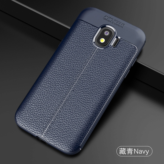 new concept 56702 5d67f US $3.39 20% OFF|Luxury Cover Case For Samsung J2 2018 Case Cover Fashion  Silicone Phone Case For Samsung Galaxy J2 2018 Case J2 Pro 2018 Cover-in ...