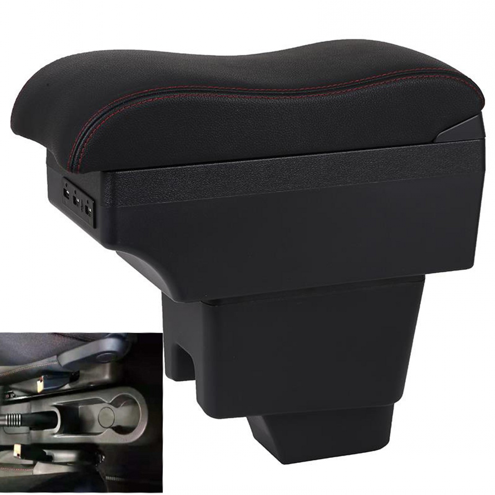 For Renault  KAPTUR Armrest Box Universal Car Central Storage cup holder ashtray modification accessories