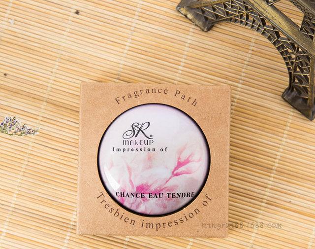 1 Pcs Feminino Per fumes and Fragrances for Women Brand Originals Deodorant  Hot Lady Perfumesl Solid Fragrance Parfum Femme
