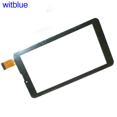 New Tablet Touch Screen 7 For Irbis TZ47 3G / Irbis TZ41 3G Touch Screen Panel Digitizer Glass Sensor Replacement Free Shipping new capacitive touch screen digitizer cg70332a0 touch panel glass sensor replacement for 7 tablet free shipping