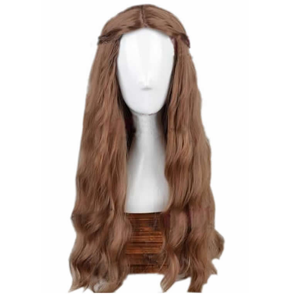 Game of Thrones Margaery Tyrell Movie Cosplay Hair Accessories Women Hairs Long Wave Hair Costume Props New Promotion