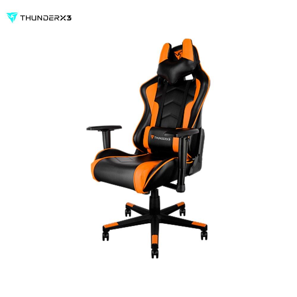 Gaming chair TGC22-Black-Orange