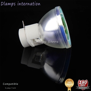 Image 2 - High quality P VIP 180/0.8 E20.8 SP.8LG01GC01 DS211 DX211 ES521 EX521 PJ666 PJ888 Projector bare lamps for OPTOMA