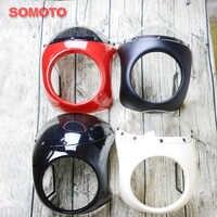 plastic Windscreen Windshield for motorcycle Wind Deflector for stallions centaur max 250 mutt 125
