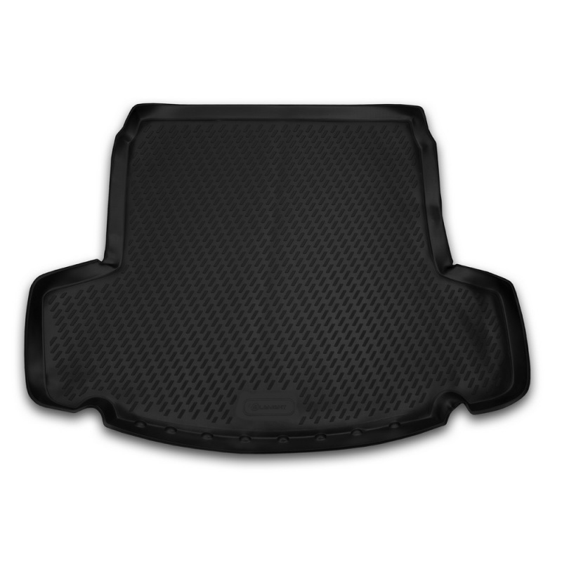 Mat trunk For CHEVROLET Captiva, 2011-> внед. Lengths. (polyurethane) mat trunk for nissan patrol 2010 внед lengths polyurethane