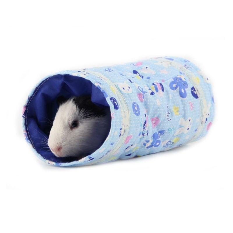 Animal Tunnel Exercise Tube Pet Toy for Rabbit Ferret Hamster Guinea Pig