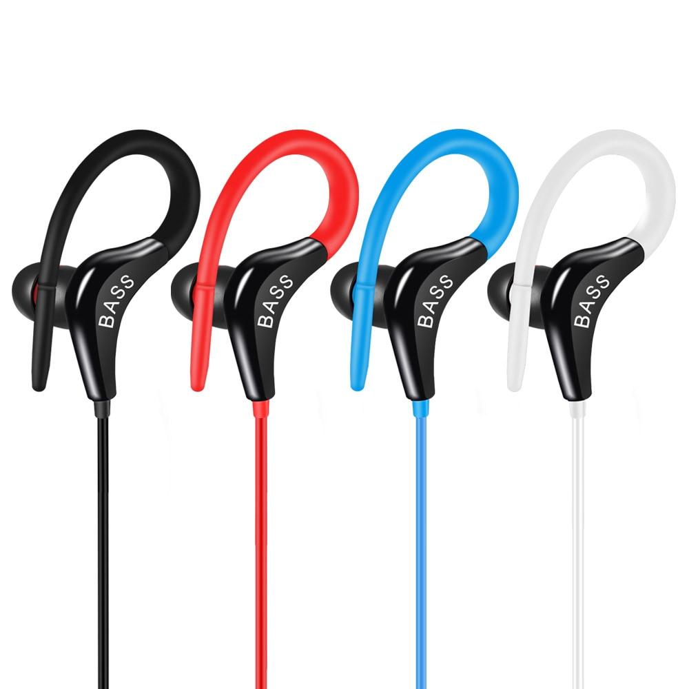 Popular Sport Running Headphone Deep Bass Earphone Super Deal For Phone Iphone Xiaomi Samsung PC Headset