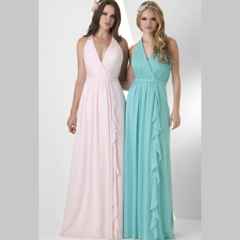 Teal Bridesmaid Dresses Beach Wedding - Wedding Dresses