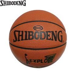 Размеры 6 искусственная кожа Стандартный Для женщин Баскетбол Крытый Открытый баллон подростков Training матч баскетбольного мяча Бесплатная