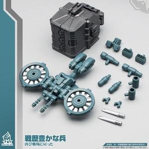 Image 2 - G1Transformation MFT Kup Old Solider MF 37 MF37 Pocket War Pioneer Series Mode Action Figure Robot Toys