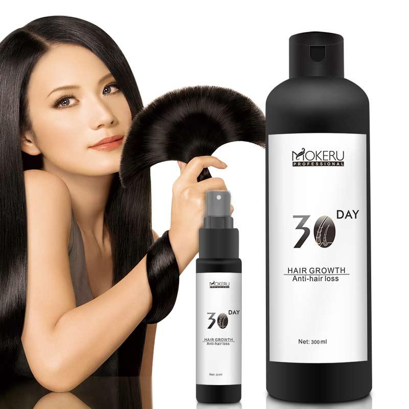 Купить с кэшбэком Professional Organic Hair Growth Oil Liquid Spray Hair Regrowth Serum Oil Anti Hair Loss Products For Men Women