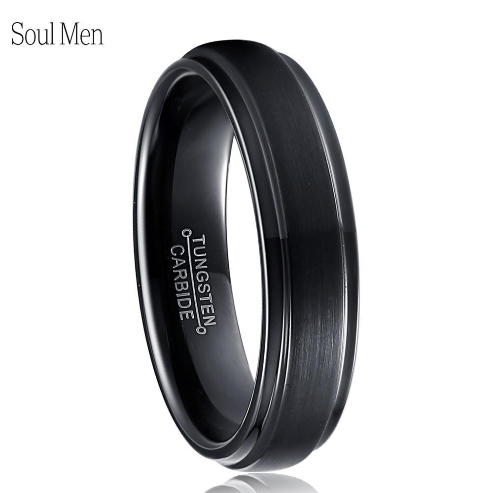 Soul для мужчин Оптовая Продажа Вольфрам кольца для специальный клиент