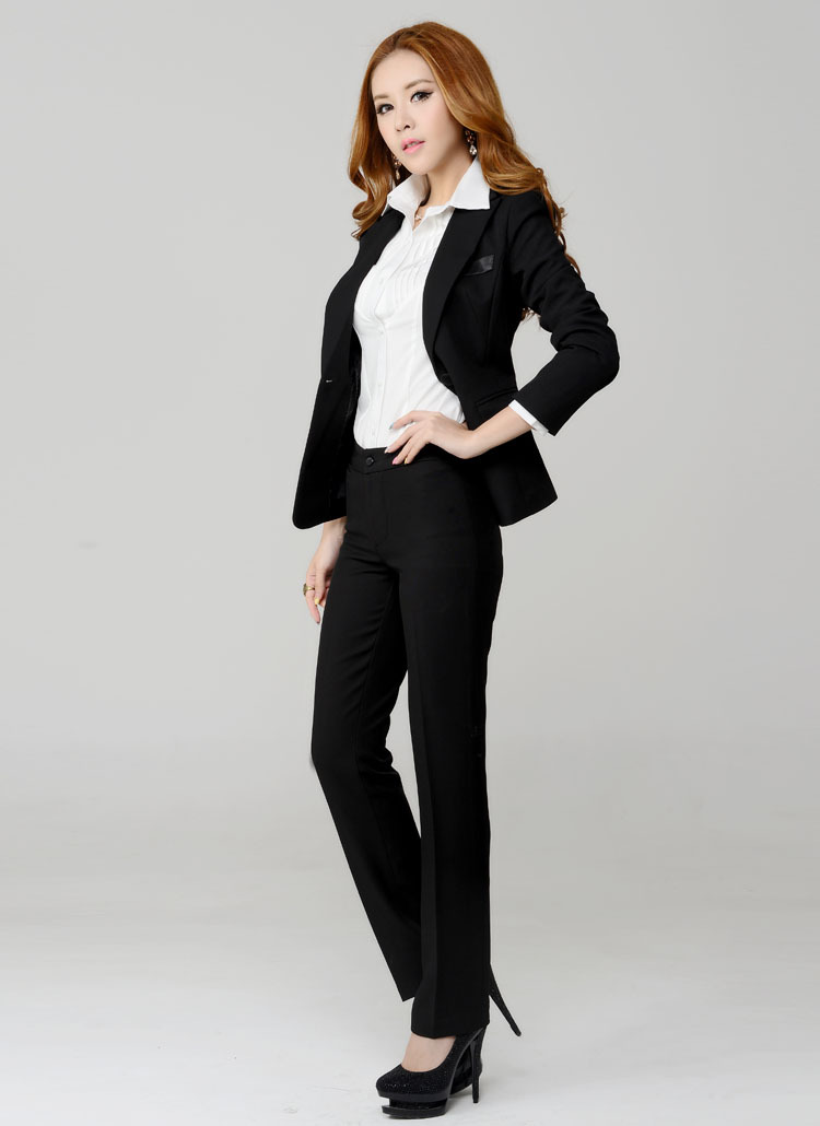 Business sexy suit womens Willingly accept