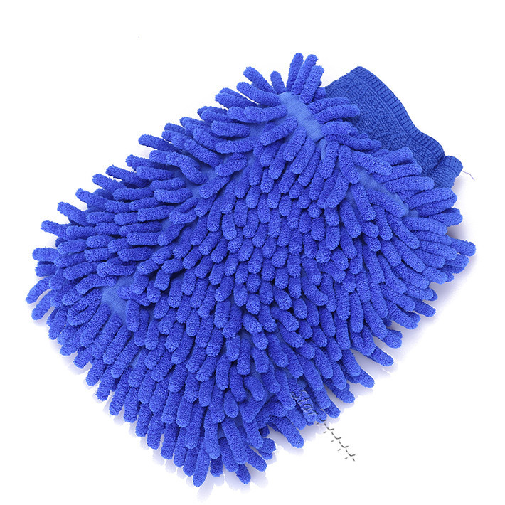 Super Mitt Microfiber Car Wash Washing Cleaning Gloves Car Washer Wholesale carwash car styling car care duster Free Shipping