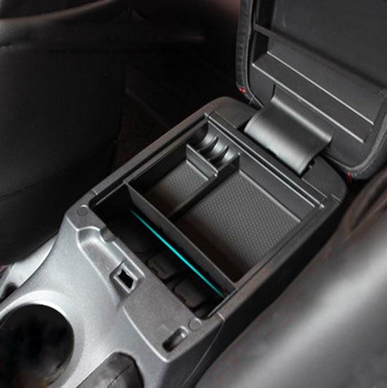 Deluxe Storage Box Centre Armrest Car Arm Rest Console For Mazda CX-3 2015-2018