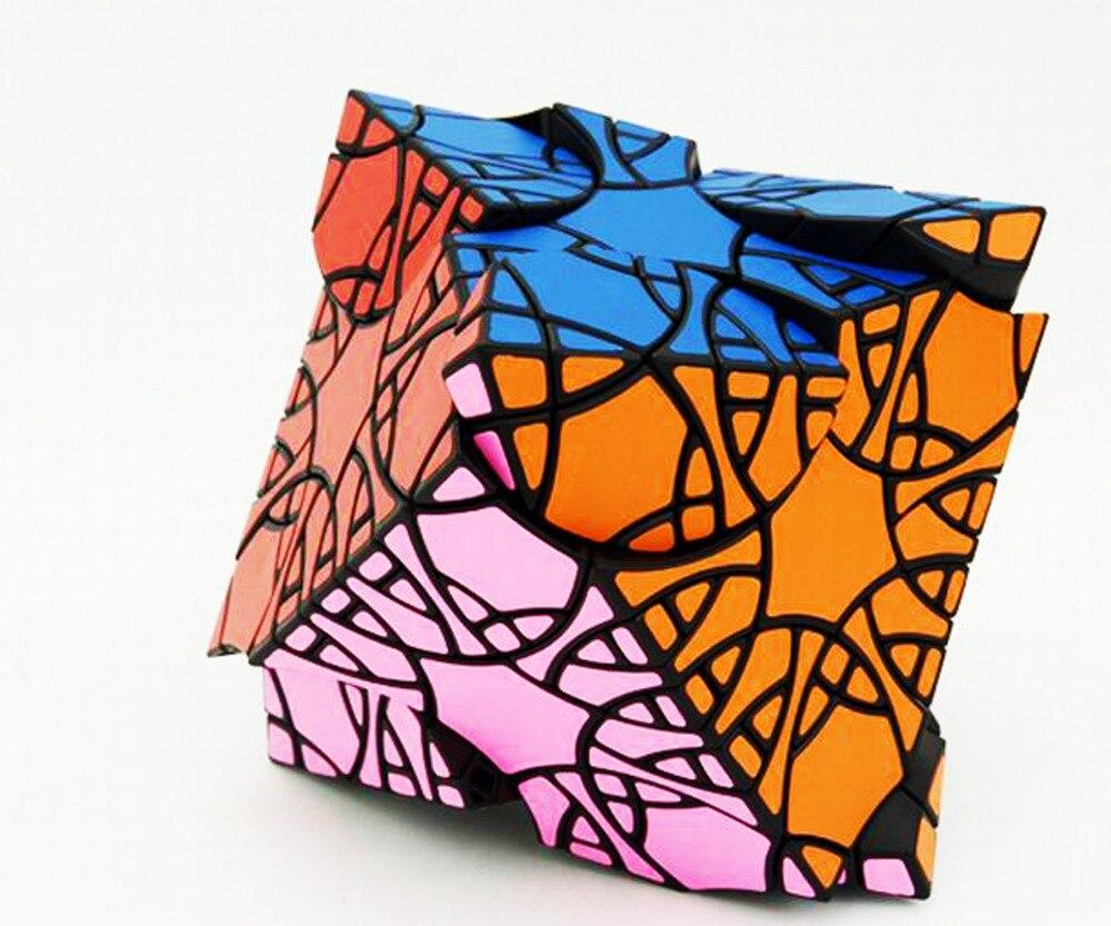 Verypuzzle Trèfle Octaèdre Fragmention cube magique Jouets Éducatifs Cube Magique - 5
