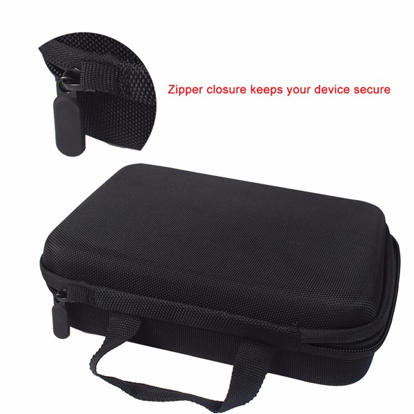 Black Storage BoxBag Carrying Case (5)