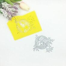 Julyarts Flower Die Leaf Metal Cutting Dies 2019 for Scrapbooking Card Album Making Stencil Cut Stitch