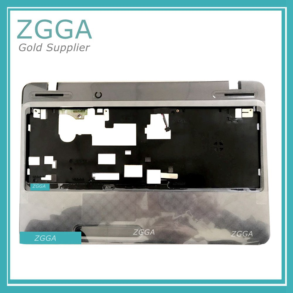 Genuine Palmrest NEW For Toshiba Satellite L755D L750 L750D Upper Case Keyboard LCD Screen Trim Bezel Laptop Shell A000079320 wzsm new laptop lcd cable for toshiba satellite l750 l750d l755 l755d video flex cable dd0blblc000 dd0blblc040