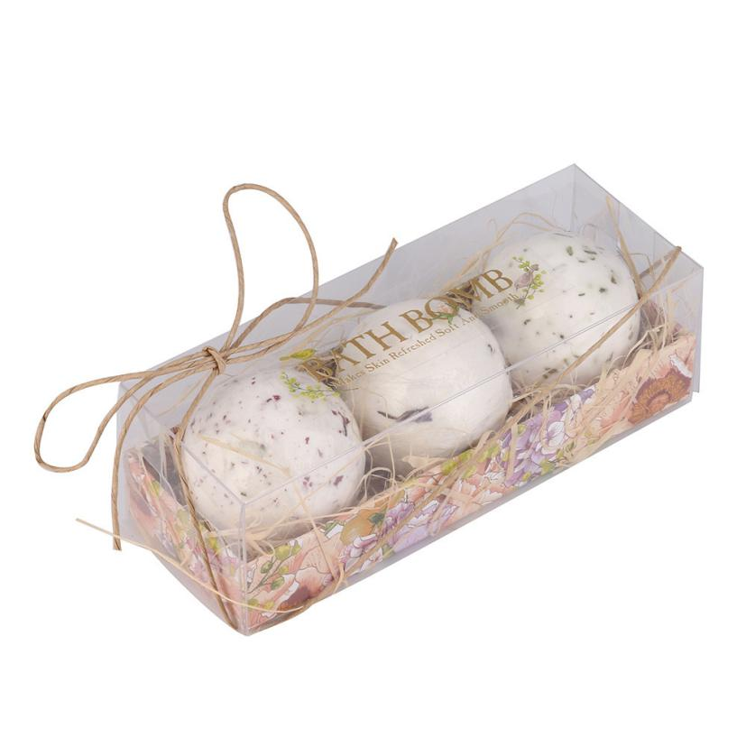 Bath Salts Bath Bombs Ball Natural Sea Salt Lavender Bubble Essential Body Scrub Dropshipping Wholesale #F