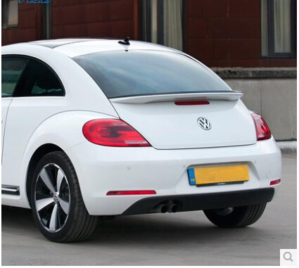 US $159 0 |Automobile(1/p) car Spoilers(without Spray paint) Automobile  tail, wing ABS Material for Volkswagen Beetle-in Spoilers & Wings from