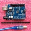 ООН R3 MEGA328P CH340G CH340 для Arduino UNO R3 + USB КАБЕЛЬ xindai